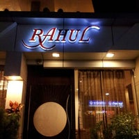 Photo taken at Rahul Restaurant by Siddharth M. on 5/26/2012