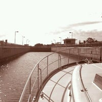 Photo taken at Franklin Lock by Faith T. on 5/24/2012