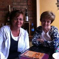 Photo taken at Adelino's Old World Kitchen by Georgia B. on 5/9/2012