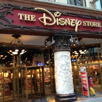 Photo taken at Disney store by Fernando Angel C. on 4/12/2012