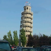 Photo taken at Leaning Tower Of Niles by steve s. on 6/18/2012