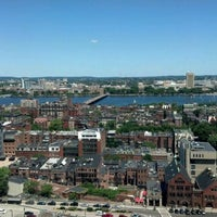 Photo taken at Hilton Boston Back Bay by Patti A. on 6/24/2012