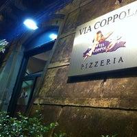 Foto scattata a Pizzeria Via Coppola da Francesca M. il 6/7/2012
