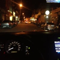 Photo taken at Rua São Paulo by Kêkinha on 4/13/2012