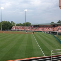 Photo taken at Doug Kingsmore Stadium by Mark J. on 5/12/2012