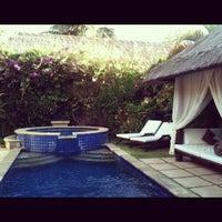 Photo taken at The Zen Villa's by Kaydee B. on 4/27/2012