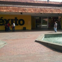 Photo taken at Éxito by Diego A. on 7/3/2012
