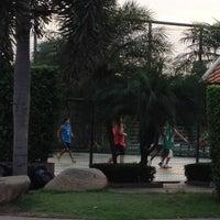 Photo taken at สนามบาส by BeeNut❤ N. on 5/21/2012