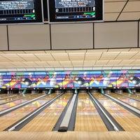 Photo taken at Buffaloe Lanes South Bowling Center by Matt R. on 3/14/2012