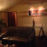 Photo taken at Hitso Digital Studio by Kayzabro D. on 3/6/2012