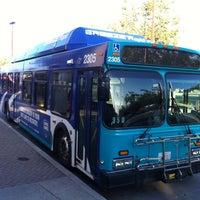 "Photo taken at Escondido Transit Center by 🚍DP ""The Flx 1975""🚍 on 4/28/2012"