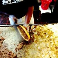Снимок сделан в Jim's Steaks пользователем Jin C. 8/15/2012