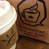 Das Foto wurde bei Dark Matter Coffee (Star Lounge Coffee Bar) von Brad C. am 3/10/2012 aufgenommen