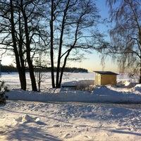 Снимок сделан в Kasinonranta пользователем Mikko T. 3/5/2012