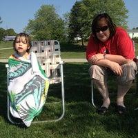 Photo taken at Kiwanis Park by JJ D. on 8/29/2012