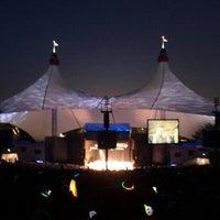 Photo taken at Shoreline Amphitheatre by Doug G. on 7/5/2012