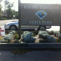 Ravine Gardens State Park Palatka Fl