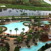 Photo prise au Hilton Orlando Bonnet Creek par Adam L. le2/17/2012