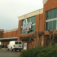 Photo taken at Kroger by Theo S. on 2/18/2012