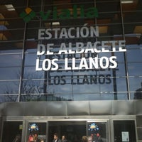 Photo taken at Albacete Railway Station - Los Llanos by Carlos B. on 3/25/2012