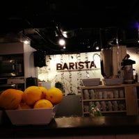 Photo taken at Barista by Markus M. on 7/10/2012