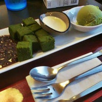 Photo taken at MOF Japanese Sweets & Coffee by Hieu N. on 5/1/2012
