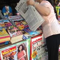 5/26/2012 tarihinde Hà Vũ ..ziyaretçi tarafından Sạp Báo Văn Khoa'de çekilen fotoğraf