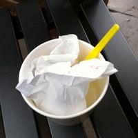 Photo taken at Yogurt Twists by Chavaughn B. on 7/29/2012