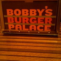 Photo taken at Bobby's Burger Palace by Brianna on 8/16/2012