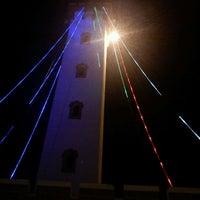 Photo taken at Faro Monumental by Paulette B. on 8/3/2012