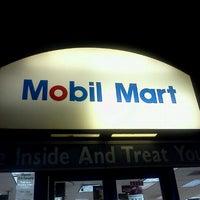 Photo taken at Mobil by Krysten W. on 6/10/2012