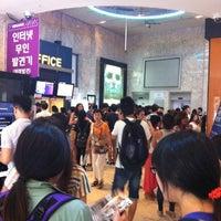 Photo taken at MEGABOX Bundang by Sora K. on 7/30/2012