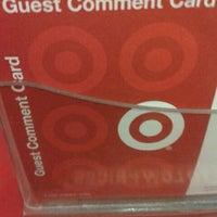 Photo taken at Target by David F. on 2/13/2012