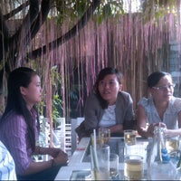 Photo taken at Sen cafe by Le K. on 8/28/2012
