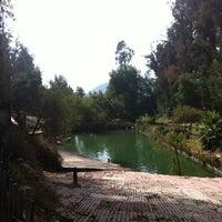 Photo taken at Cerro San Juan by Paulina Q. on 4/15/2012