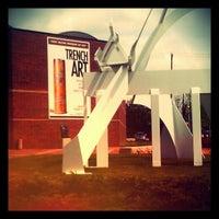 Photo taken at Fort Wayne Museum of Art by Tyler K. on 4/17/2012