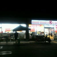 Photo taken at CircleK by Tatsuya D. on 9/1/2012