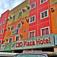 Photo taken at CBD Plaza Hotel - Naga City by Don G. on 4/27/2012
