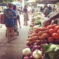 Photo taken at Little Rock Farmers' Market by Ryan on 8/25/2012