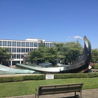 Photo taken at Capitol Mall Fountain by John A. on 8/25/2012