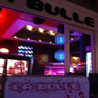 Photo taken at La Bulle by Francois C. on 6/29/2012