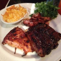 Photo taken at Lucille's Smokehouse Bar-B-Que by Romona M. on 6/3/2012