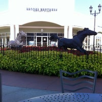 Photo taken at Tanger Outlet Pittsburgh by Bobby A. on 8/30/2012
