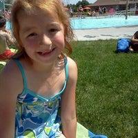 Photo taken at Drake Springs Pool by Becky F. on 6/3/2012