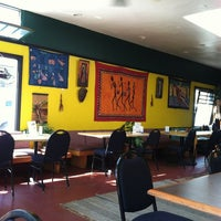 Photo taken at Flavors Of East Africa by Maggie on 3/4/2012