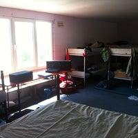 Photo prise au Cercle Chez Nous de Treignes par Jasper le7/23/2012