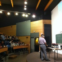 Photo taken at Ecole Centrale De Lille by Pierre V. on 3/14/2012