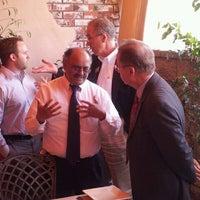 Photo taken at Vitello's Trattoria by Jack D. on 4/5/2012