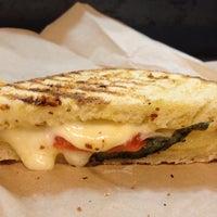 Photo taken at Beecher's Handmade Cheese by Shandi K. on 4/4/2012