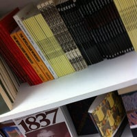 Photo taken at The Batner Bookstore by Michael F. on 4/13/2012
